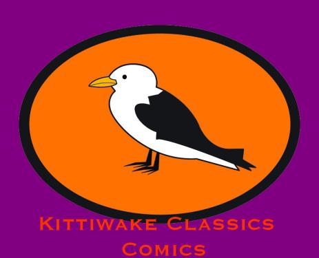 Kittiwake Comics Logo