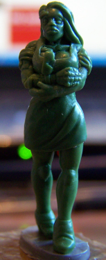 Quizzer Ophelia Rex