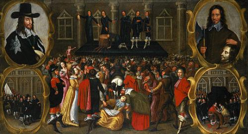 Execution of Charles I L_tcm4-559504