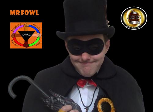Mr Fowl